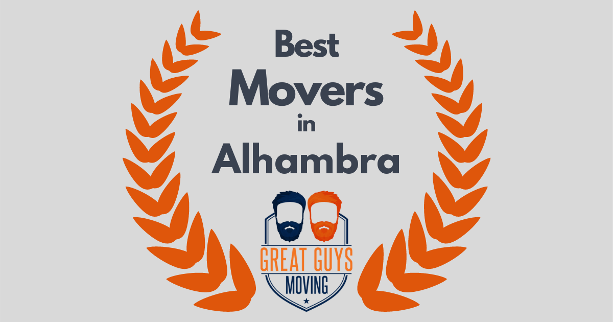 Best Movers in Alhambra, CA
