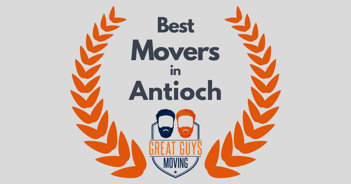 Best Movers in Antioch, CA