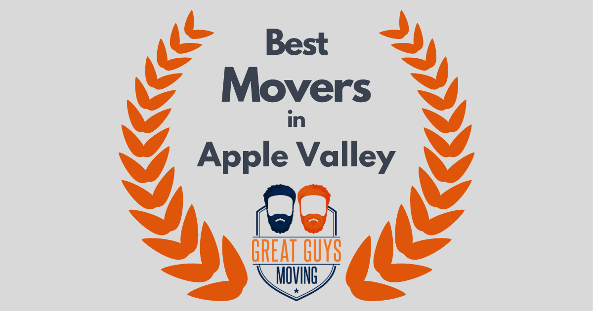 Best Movers in Apple Valley, CA