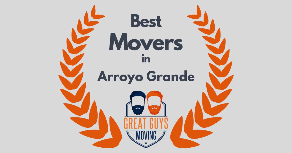 Best Movers in Arroyo Grande, CA