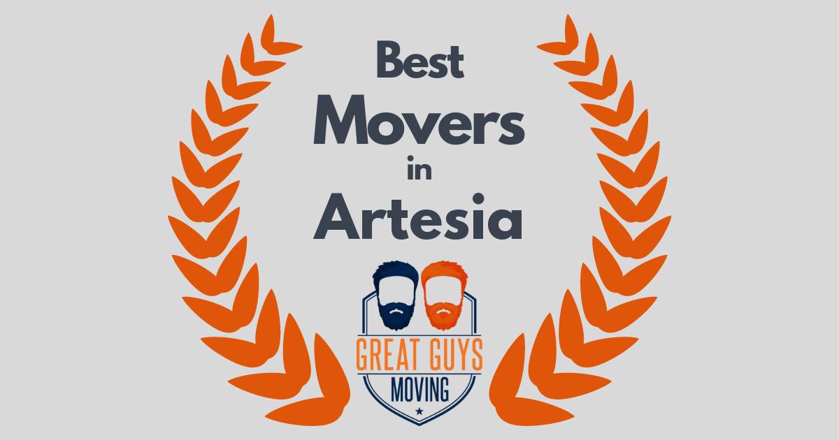 Best Movers in Artesia, CA