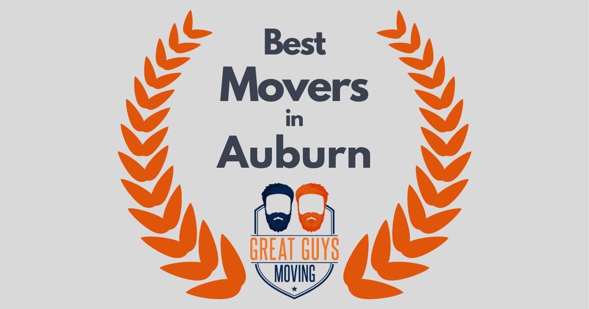 Best Movers in Auburn, AL