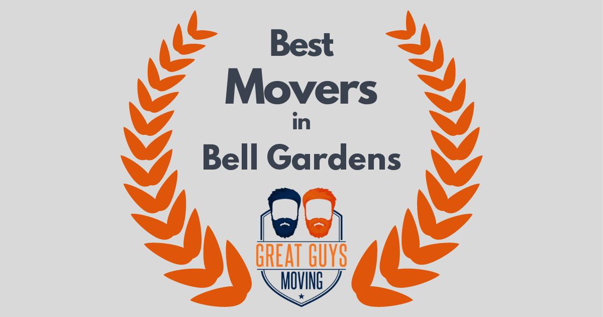 Best Movers in Bell Gardens, CA