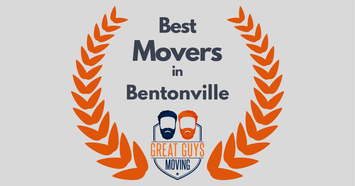 Best Movers in Bentonville, AR