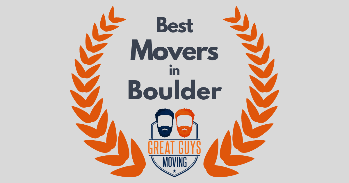Best Movers in Boulder, CO