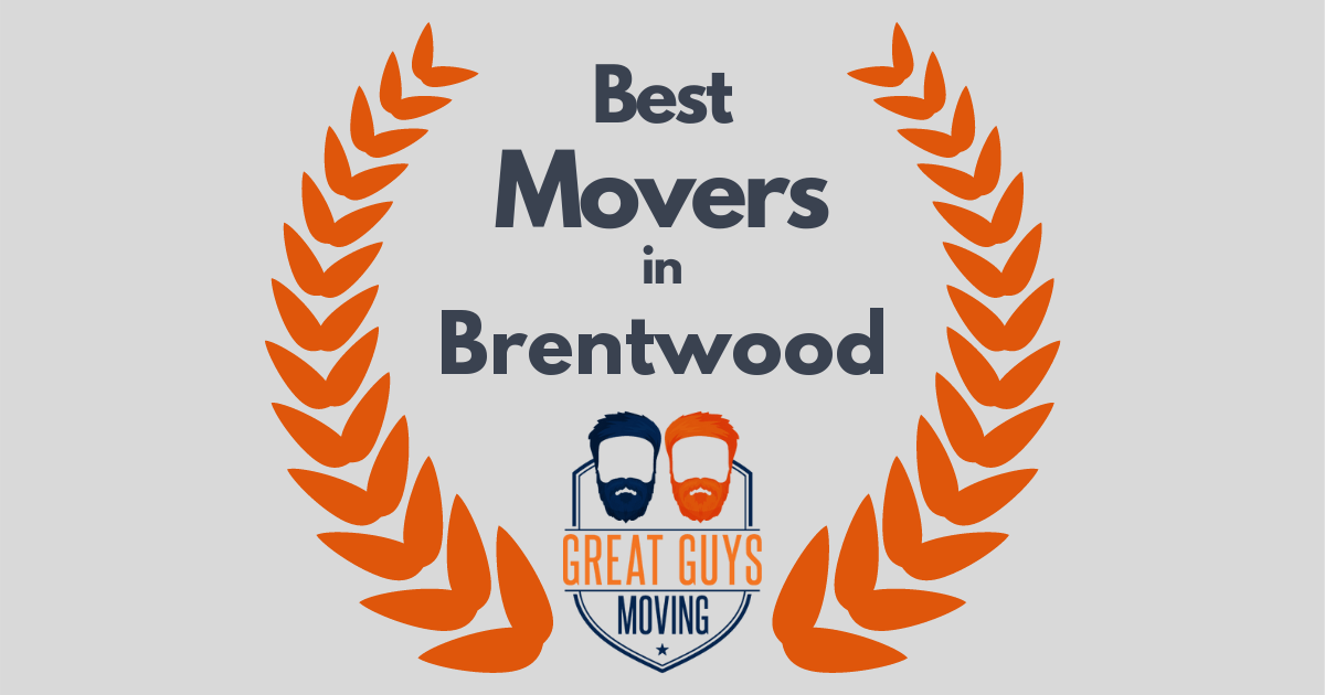 Best Movers in Brentwood, CA