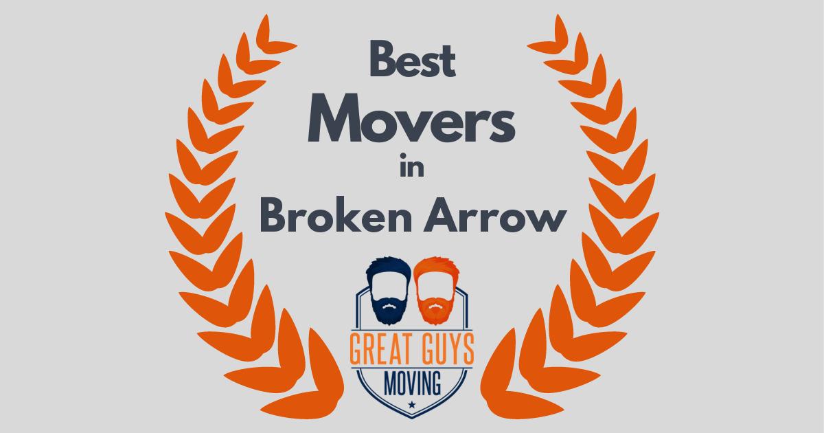 Best Movers in Broken Arrow, OK