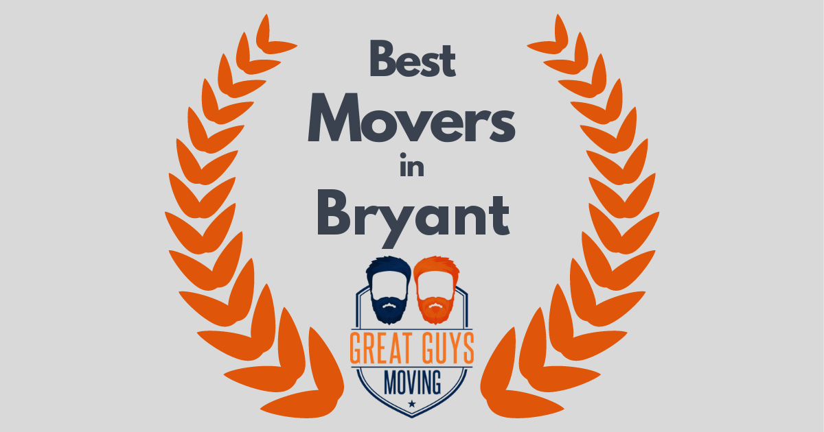 Best Movers in Bryant, AR