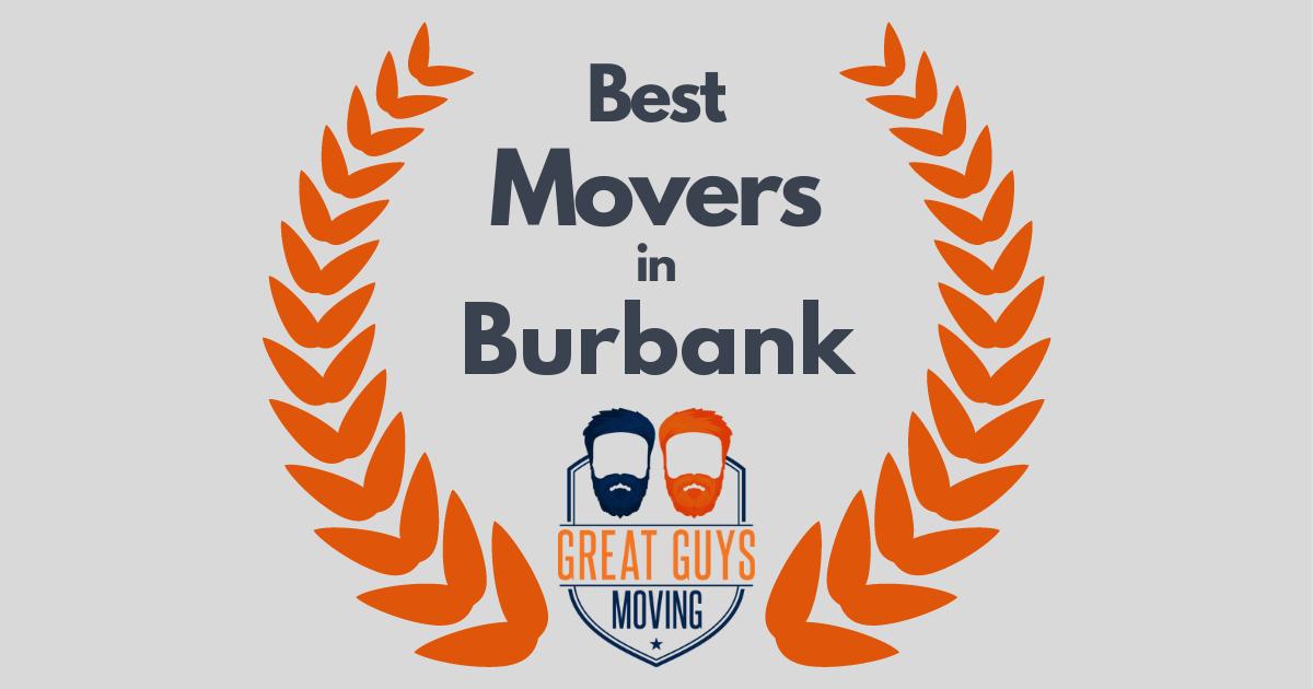 Best Movers in Burbank, CA