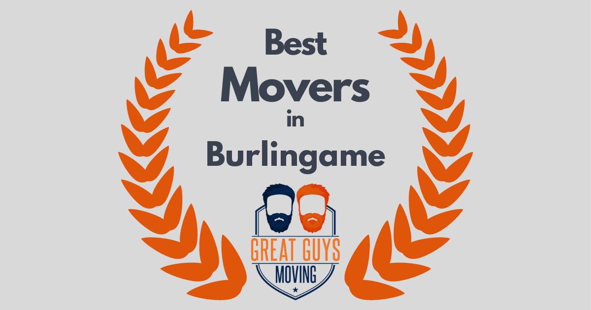 Best Movers in Burlingame, CA