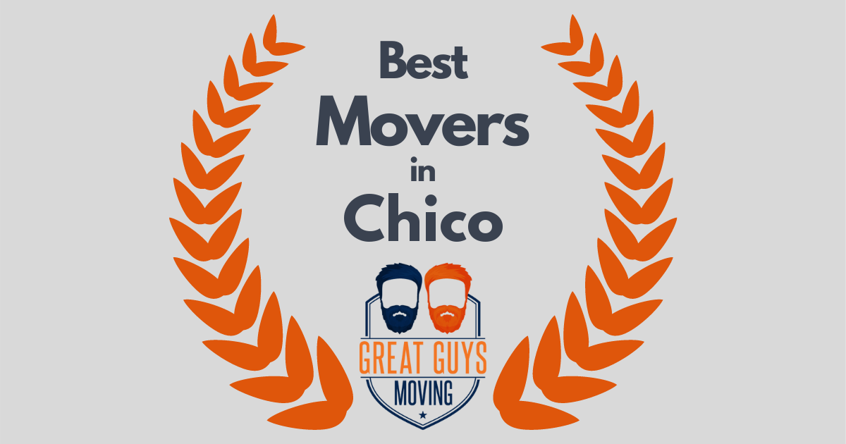 Best Movers in Chico, CA