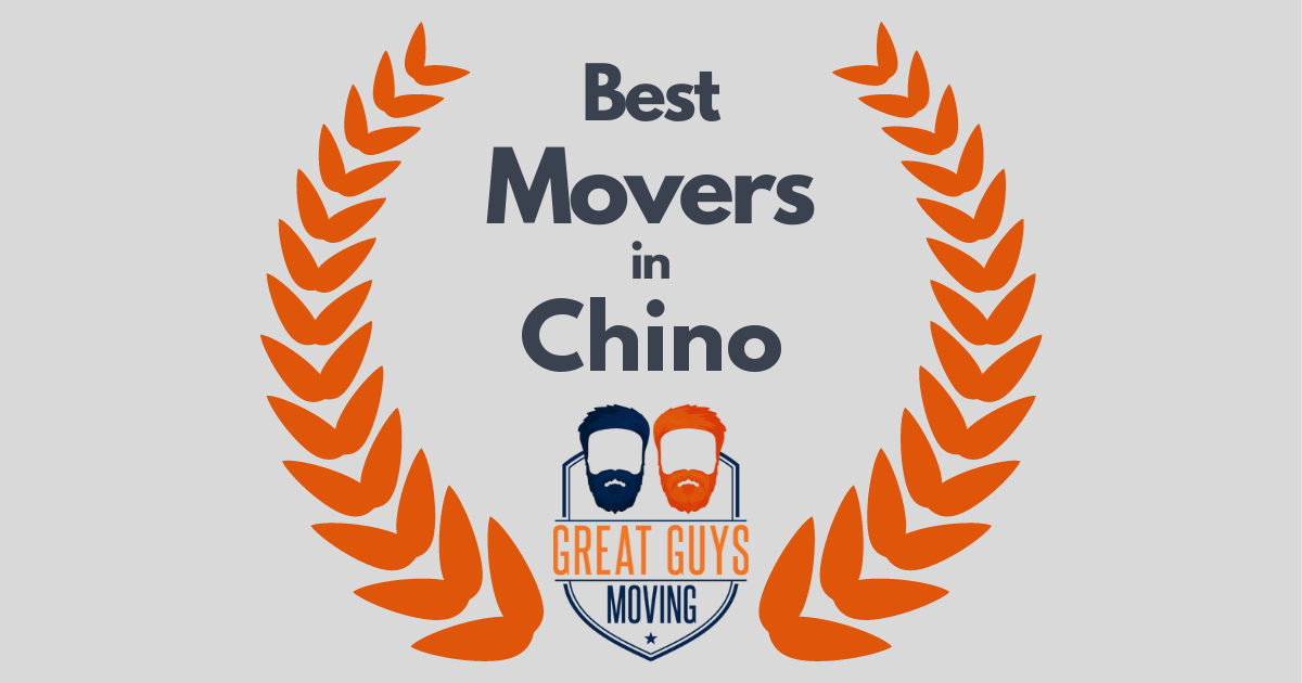Best Movers in Chino, CA