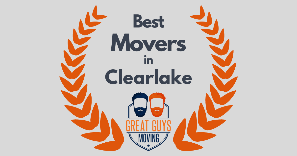 Best Movers in Clearlake, CA