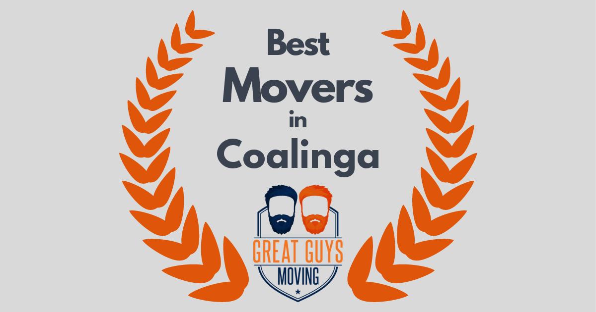 Best Movers in Coalinga, CA