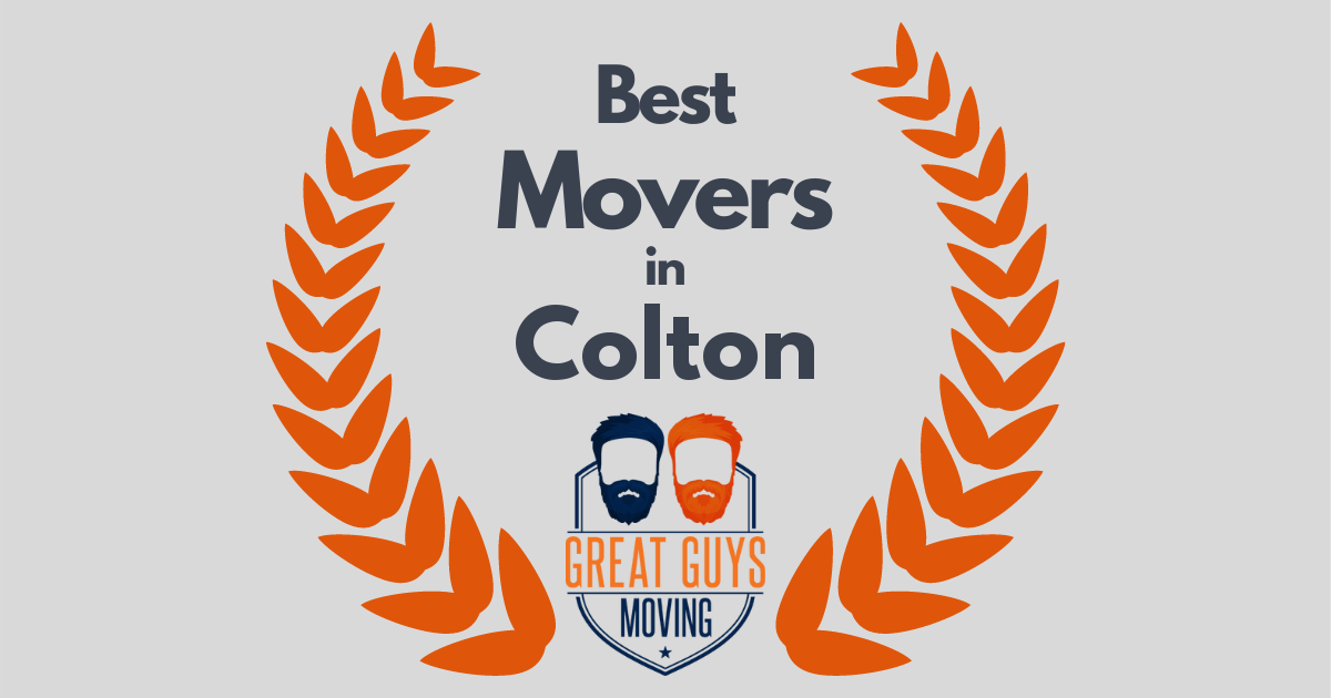 Best Movers in Colton, CA