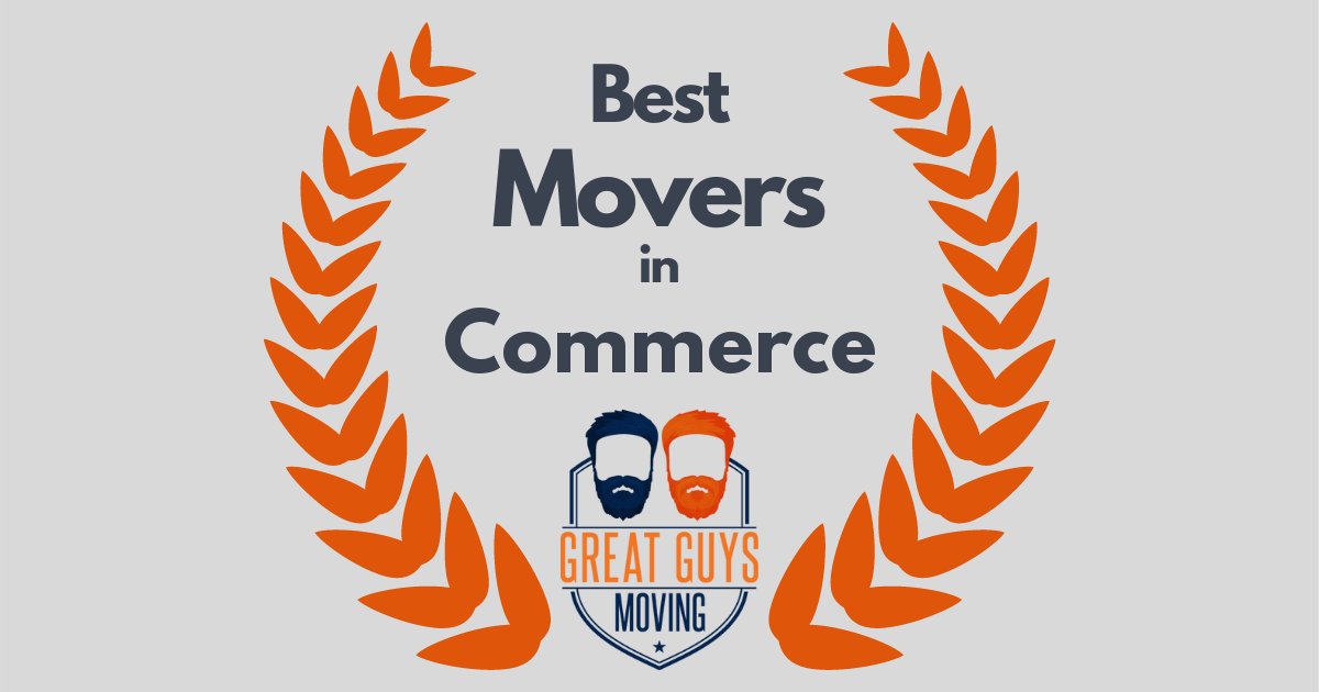 Best Movers in Commerce, CA