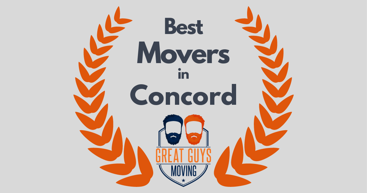 Best Movers in Concord, CA