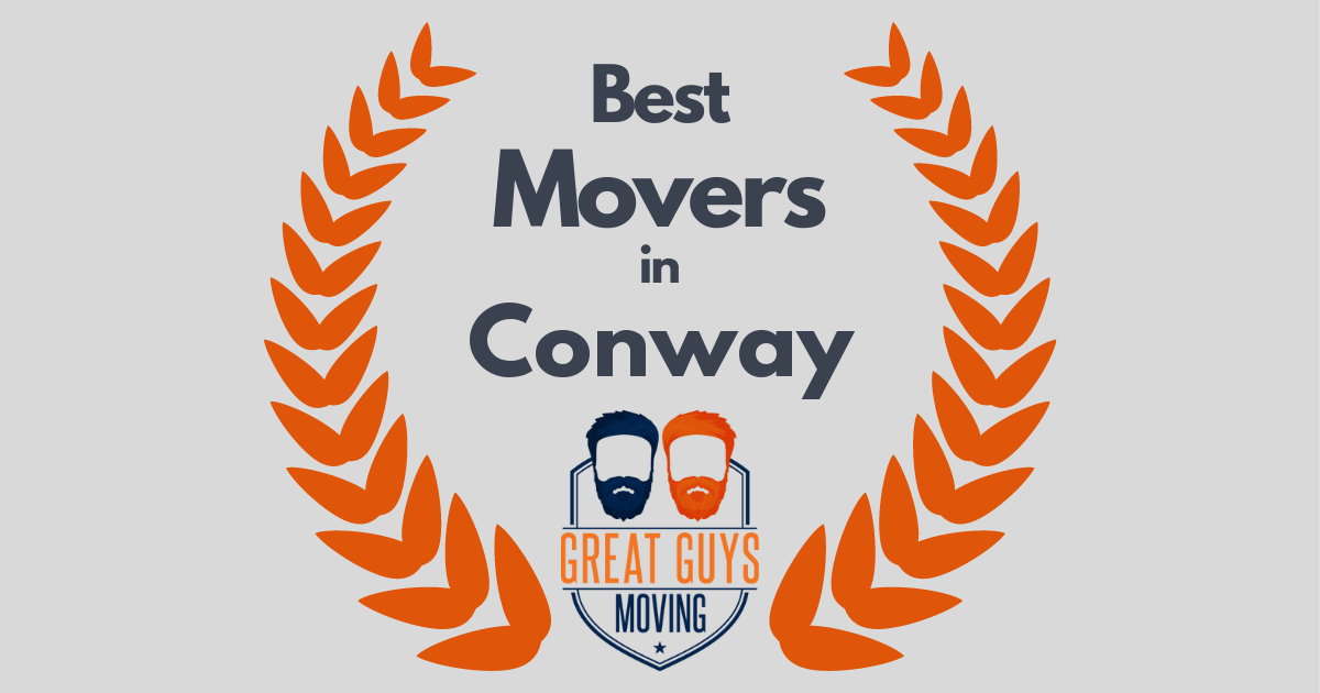 Best Movers in Conway, AR