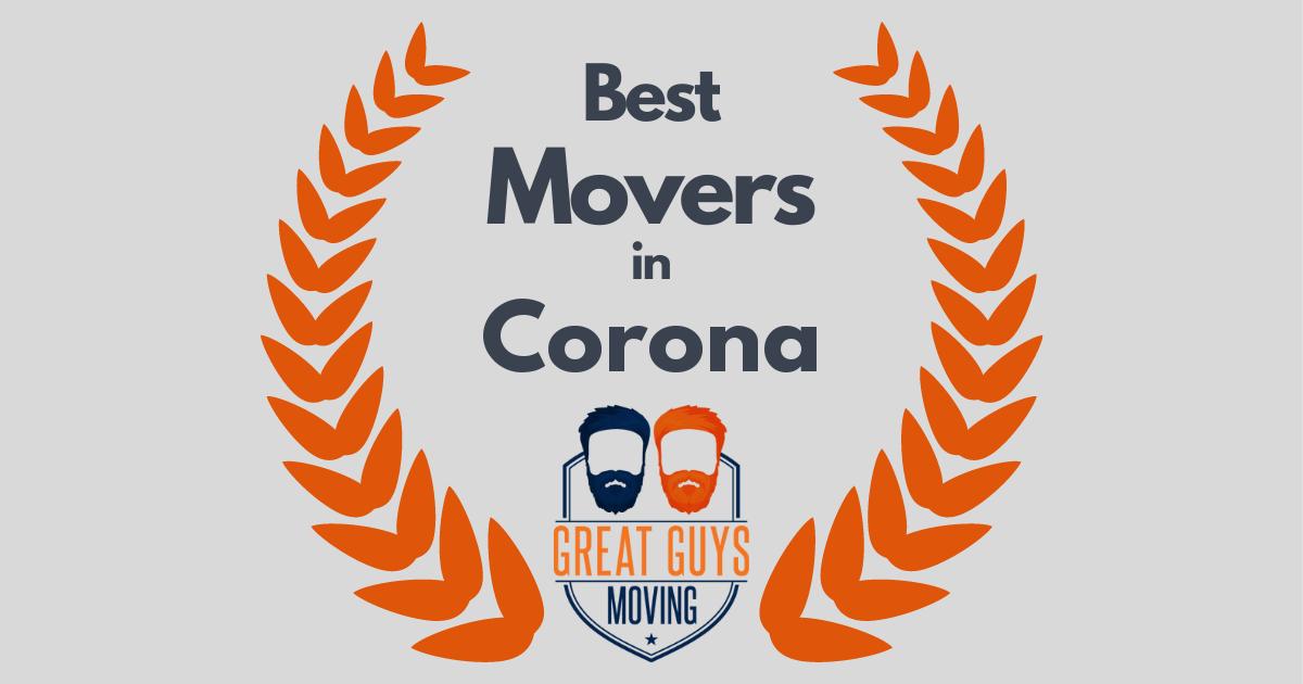 Best Movers in Corona, CA