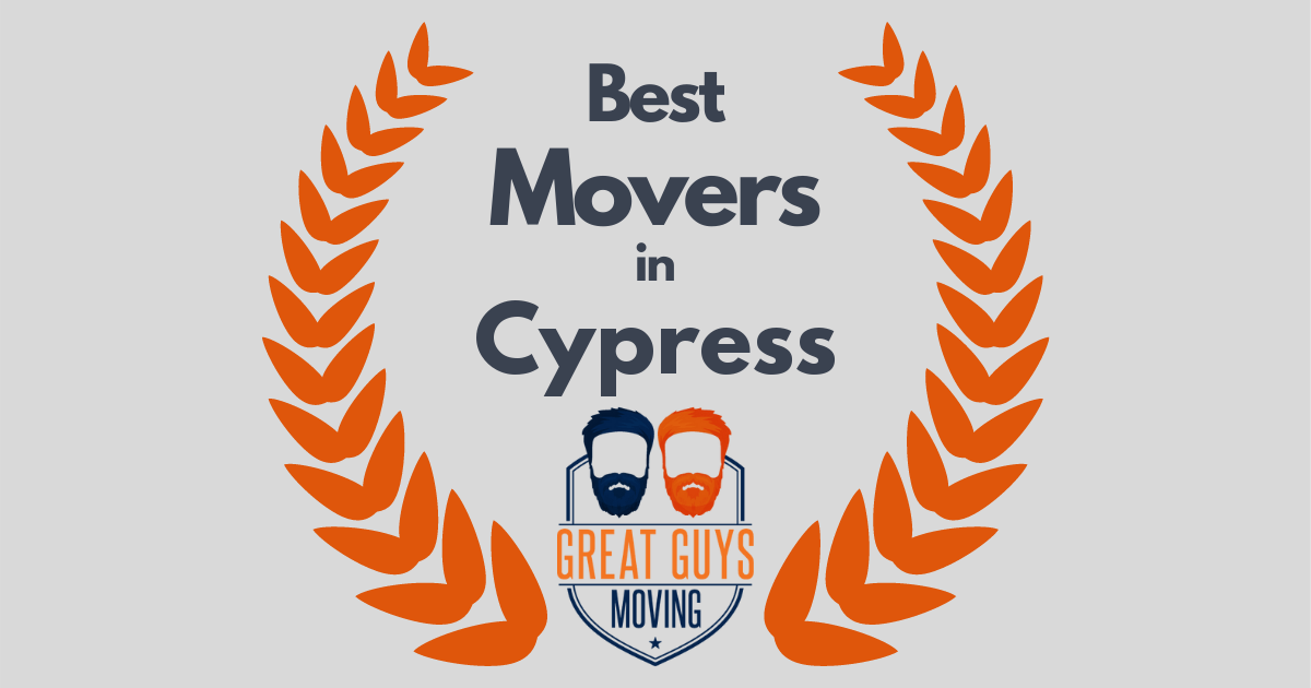 Best Movers in Cypress, CA
