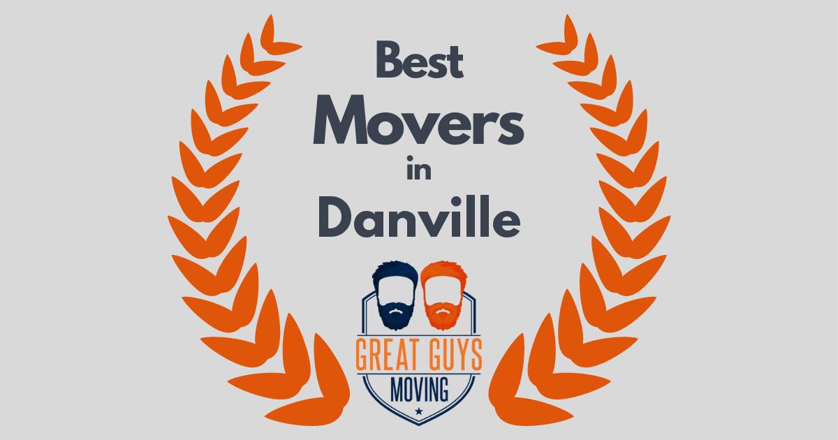 Best Movers in Danville, CA