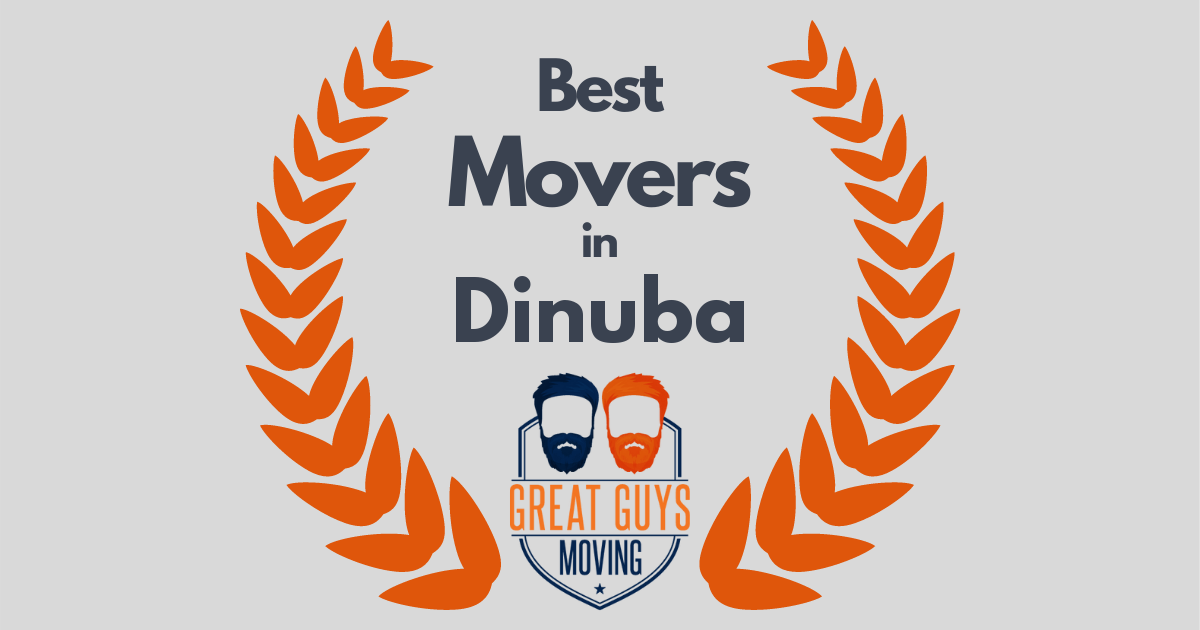 Best Movers in Dinuba, CA