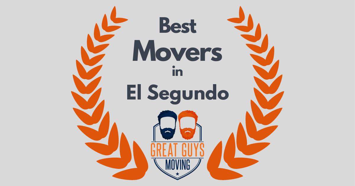 Best Movers in El Segundo, CA