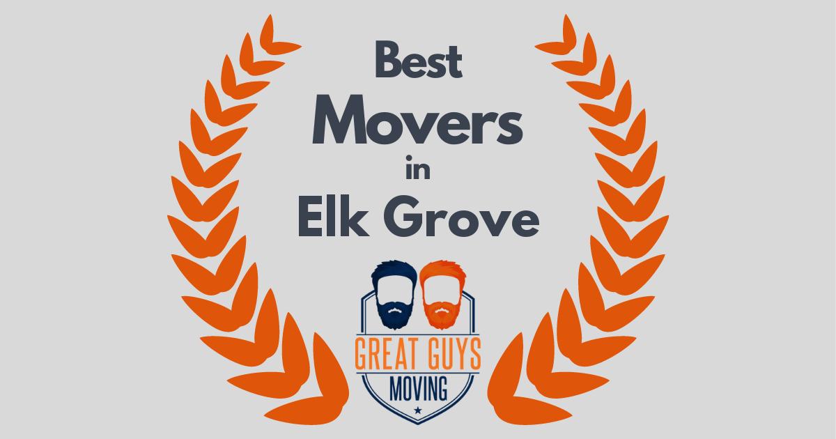 Best Movers in Elk Grove, CA