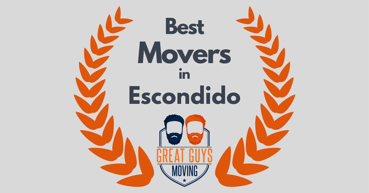 Best Movers in Escondido, CA