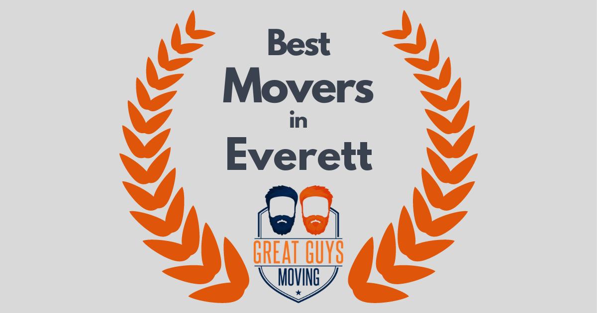 Best Movers in Everett, WA