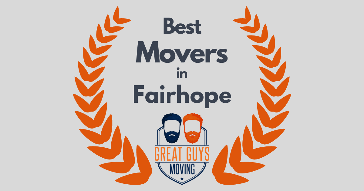 Best Movers in Fairhope, AL