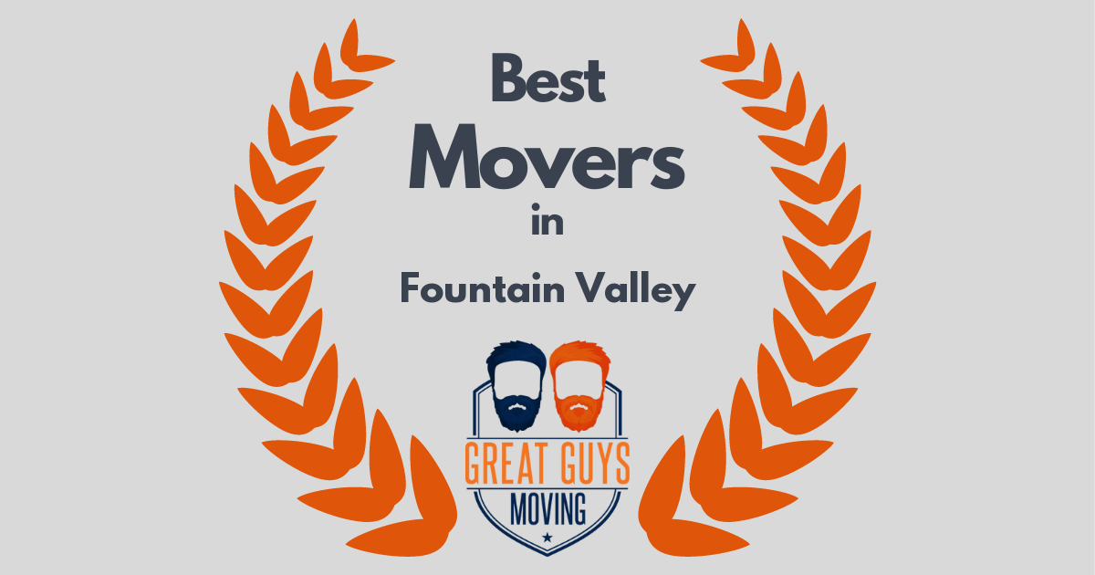 Best Movers in Fountain Valley, CA