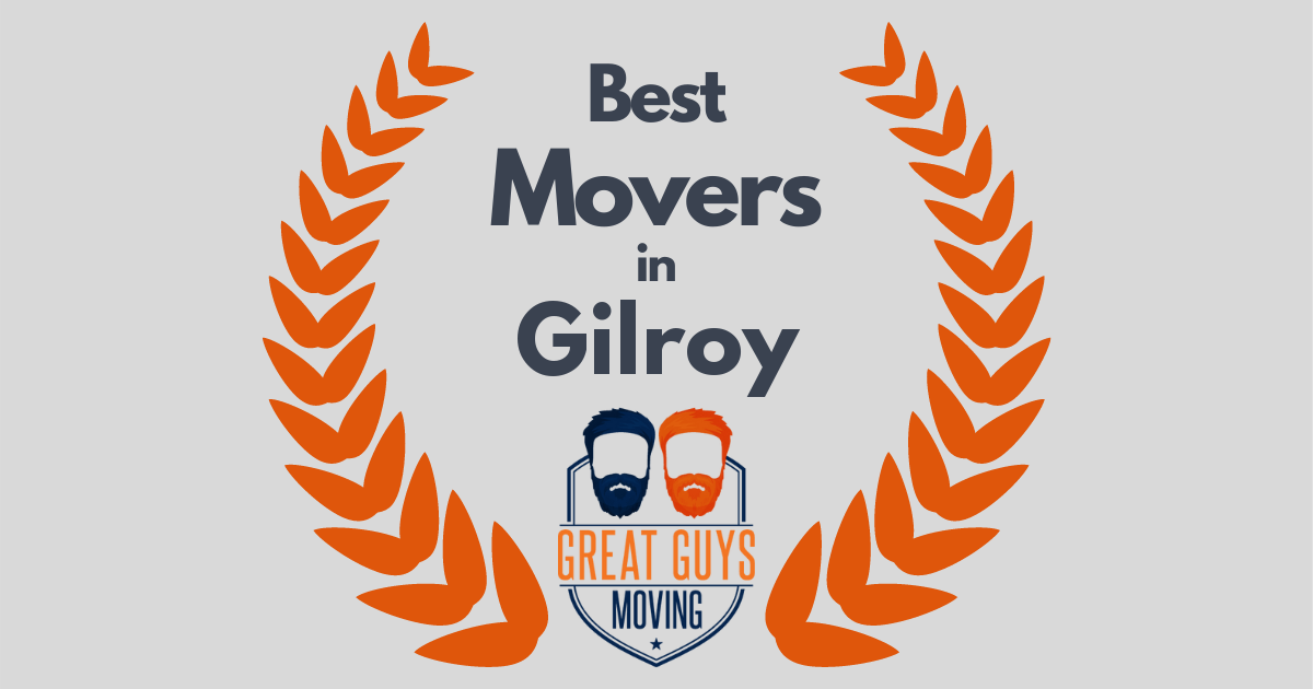 Best Movers in Gilroy, CA