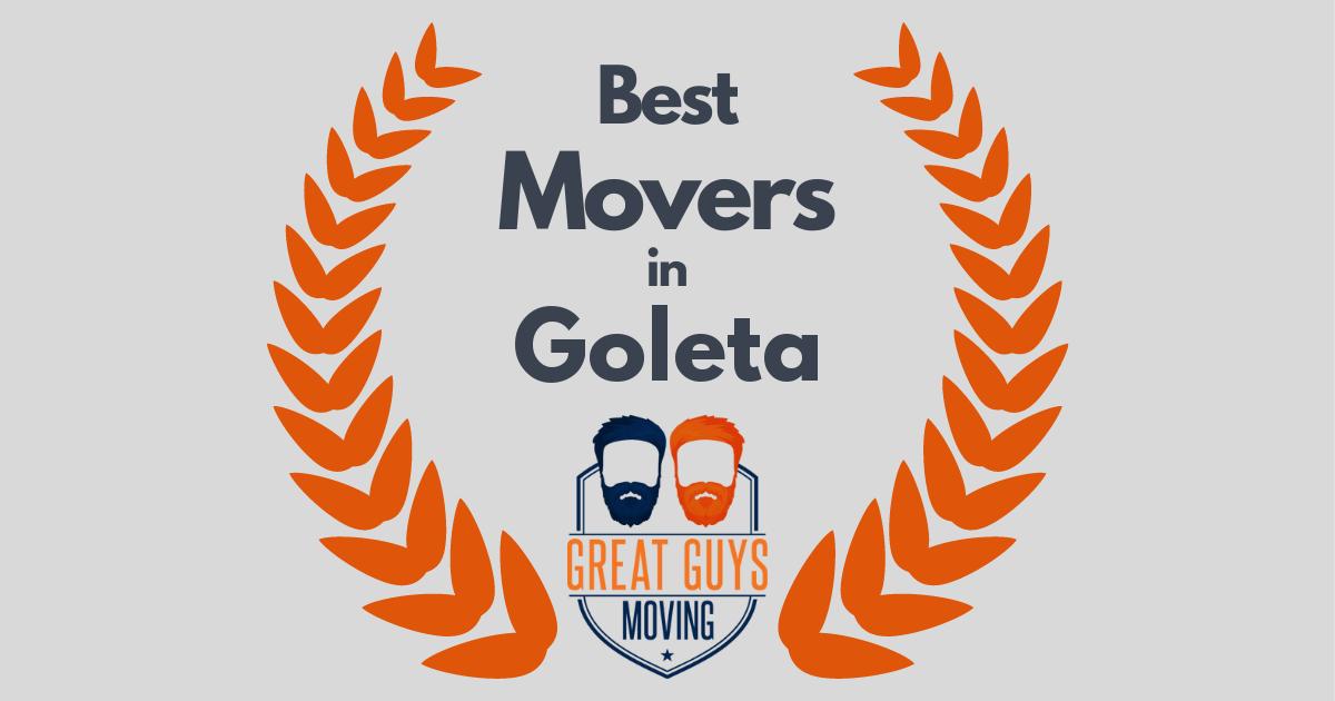 Best Movers in Goleta, CA