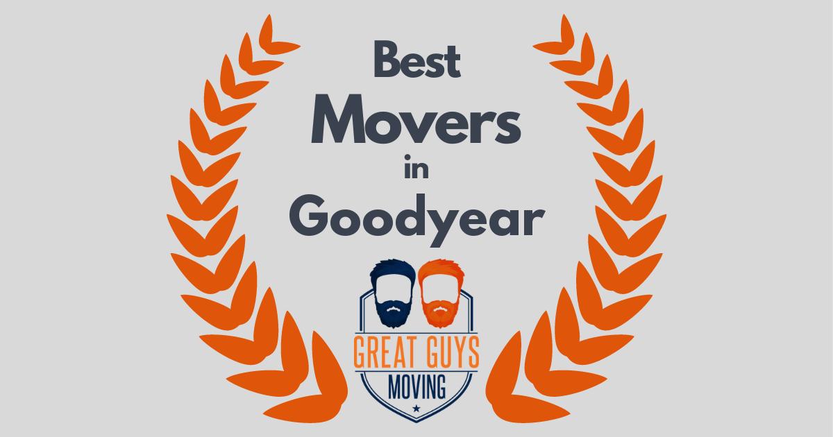 Best Movers in Goodyear, AZ