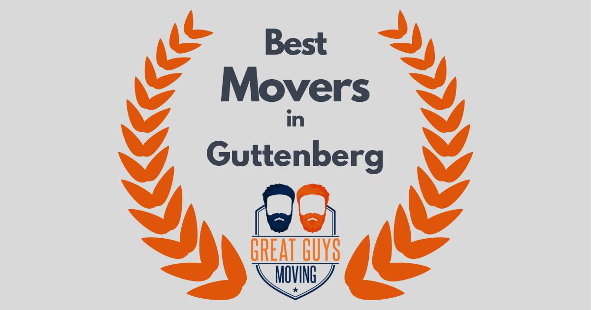 Best Movers in Guttenberg, NJ