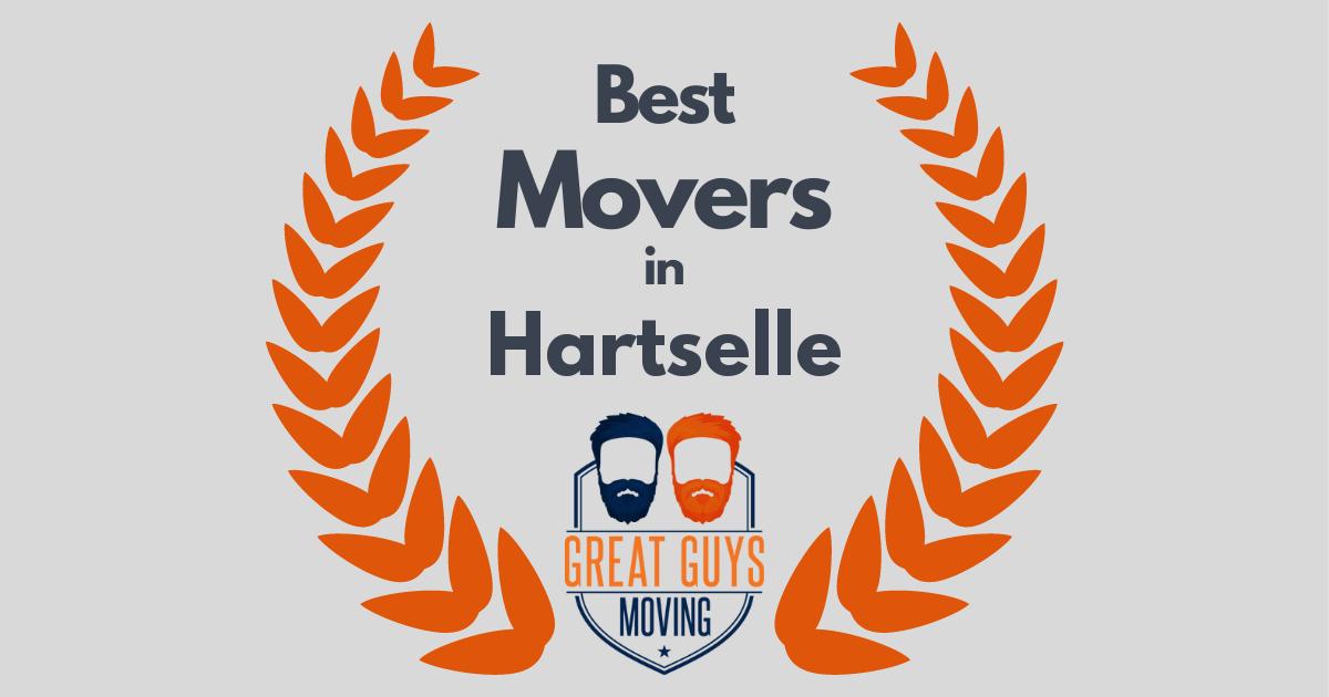 Best Movers in Hartselle, AL