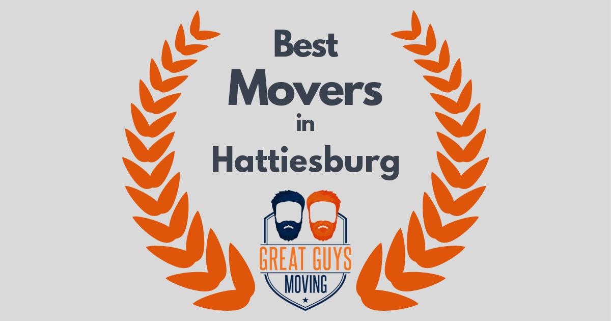 Best Movers in Hattiesburg, MS