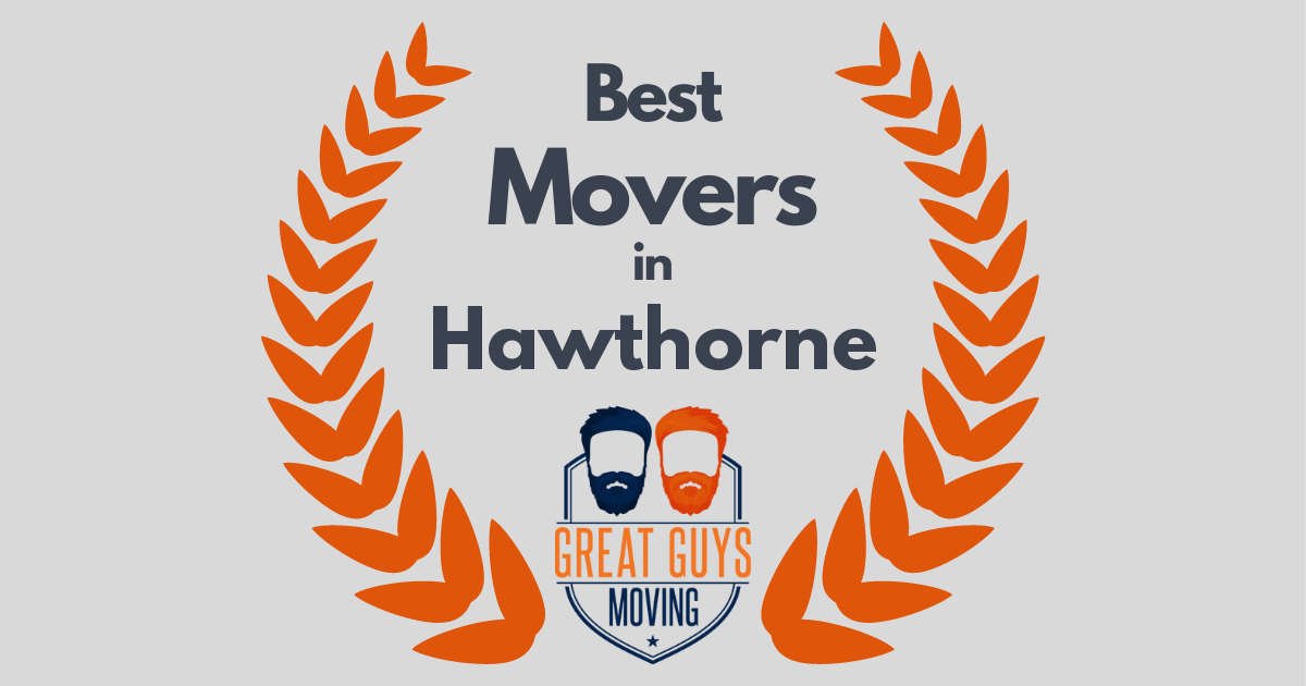 Best Movers in Hawthorne, CA