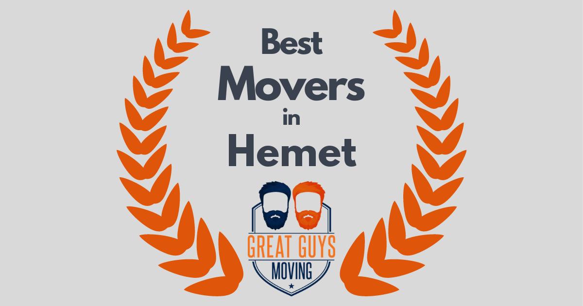 Best Movers in Hemet, CA