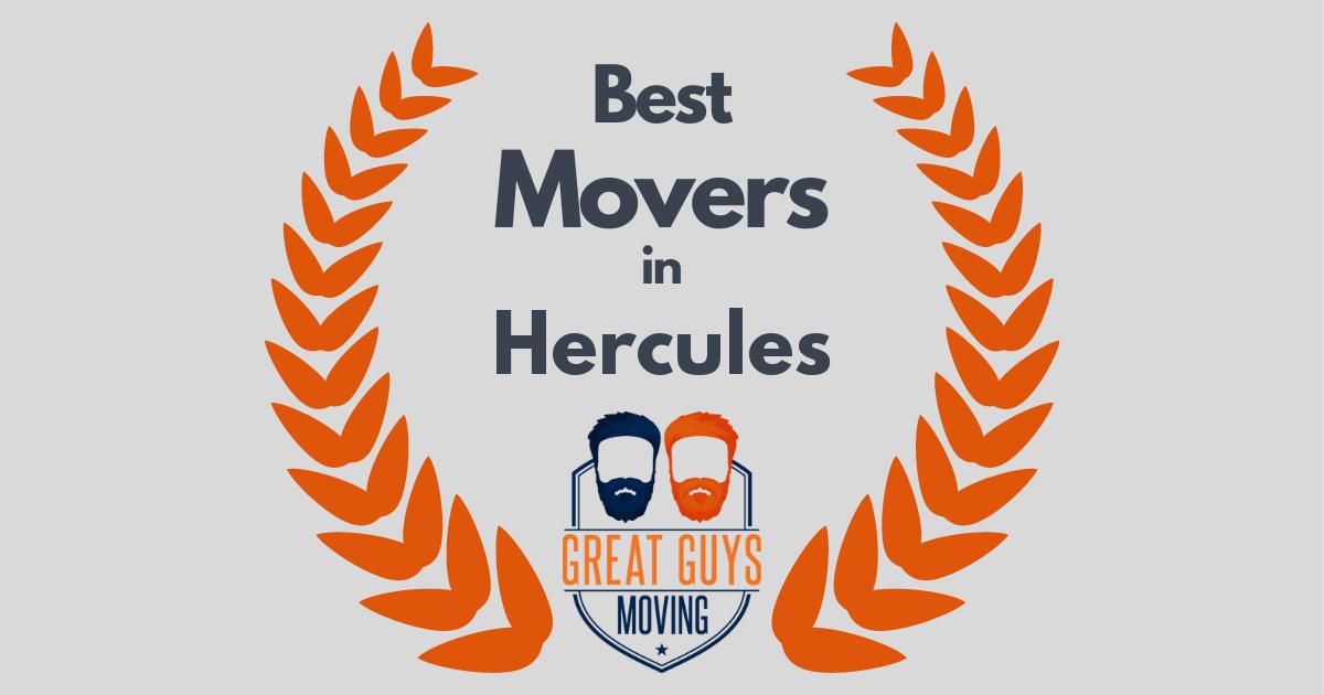 Best Movers in Hercules, CA