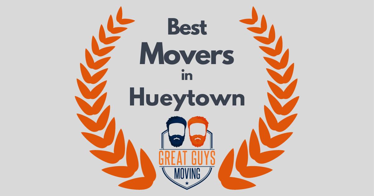 Best Movers in Hueytown, AL
