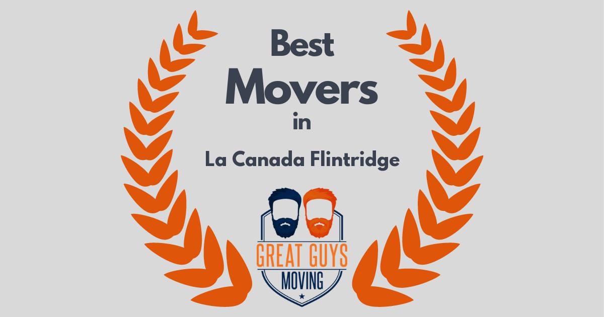 Best Movers in La Canada Flintridge, CA