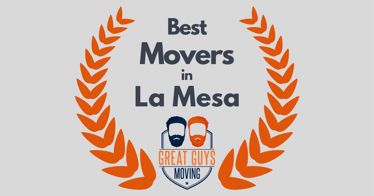 Best Movers in La Mesa, CA