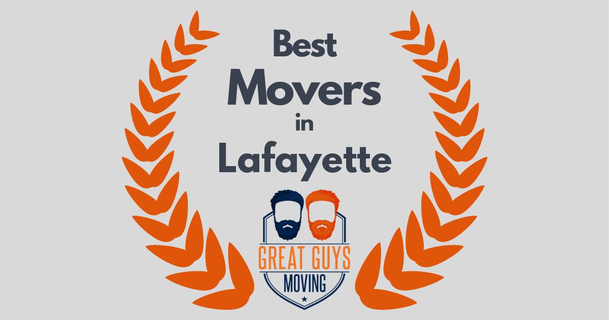 Best Movers in Lafayette, CO