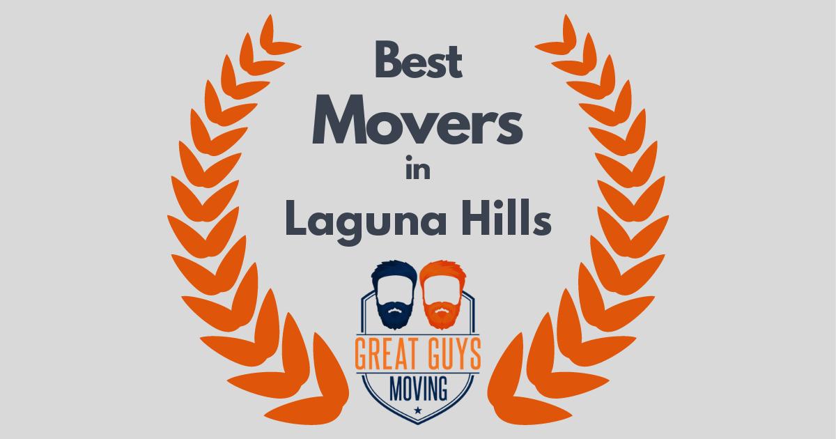 Best Movers in Laguna Hills, CA
