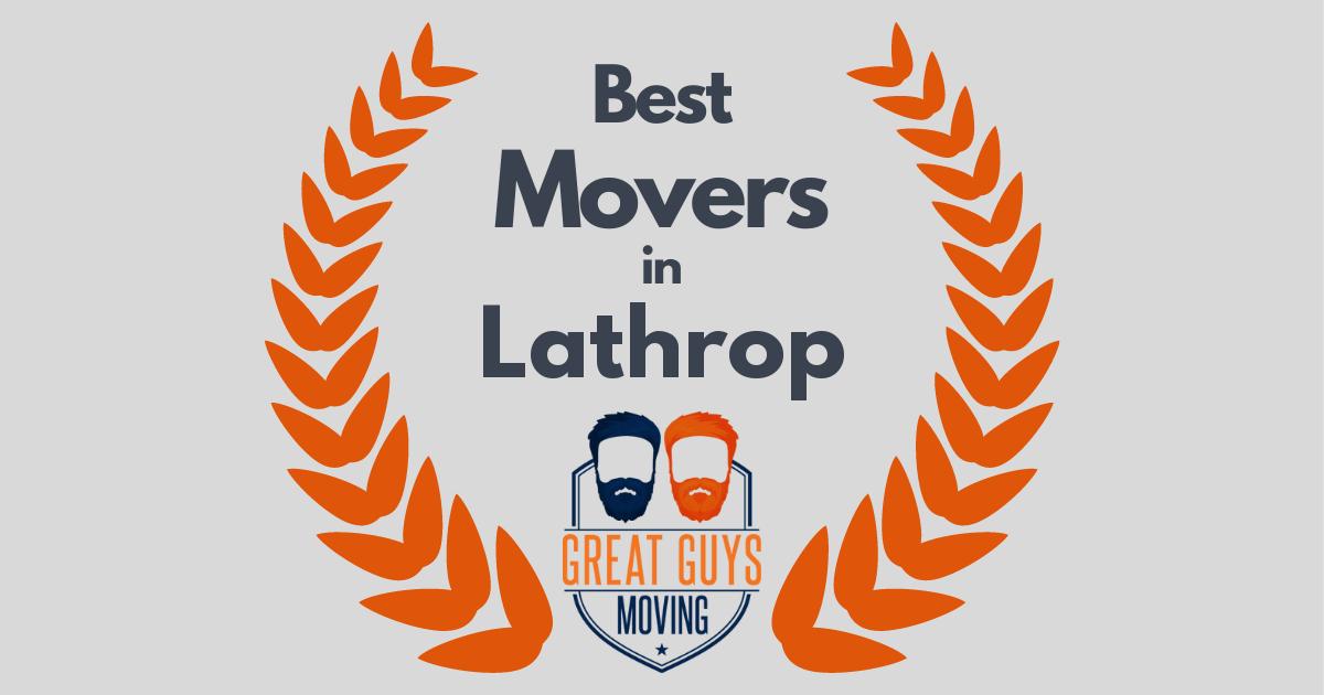 Best Movers in Lathrop, CA