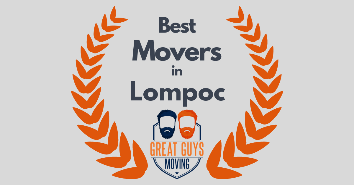 Best Movers in Lompoc, CA