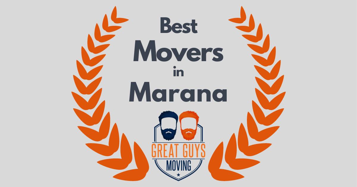 Best Movers in Marana, AZ