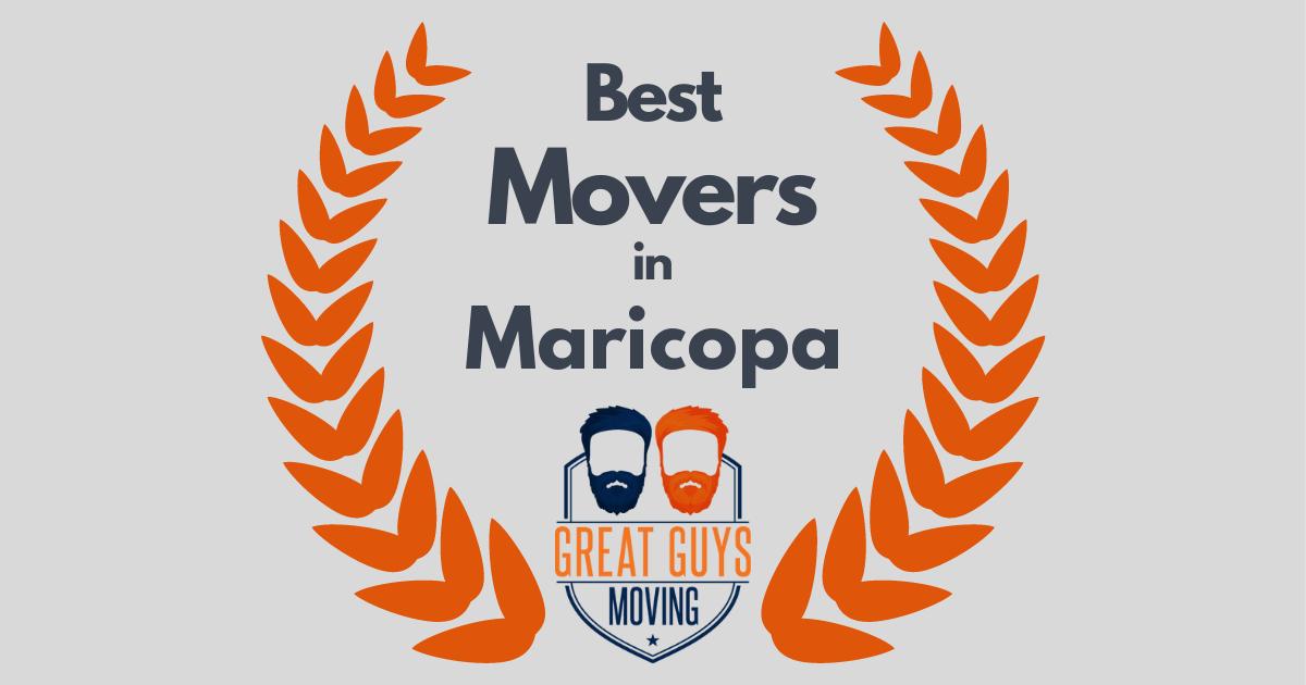 Best Movers in Maricopa, AZ